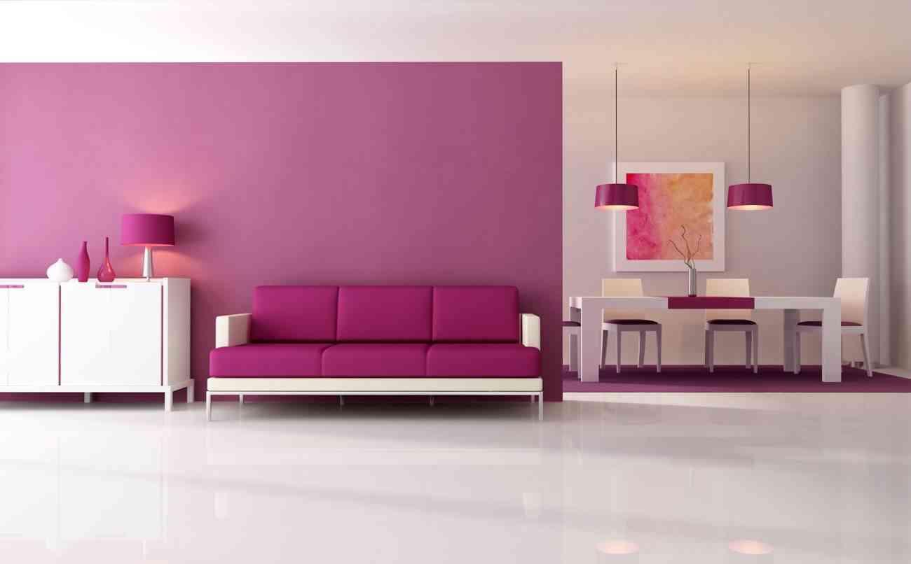 muebles para piso pequeño - salon