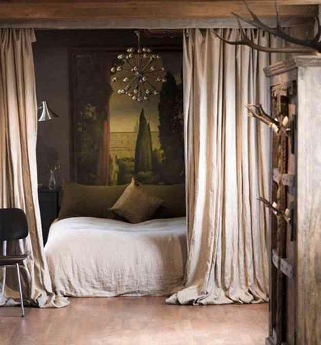 pequeños apartamentos - cama