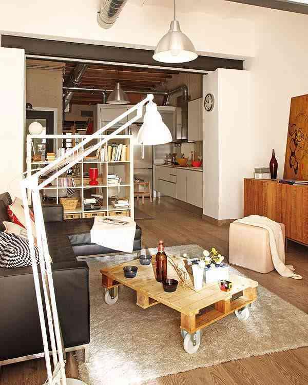 pequeo apartamento en barcelona