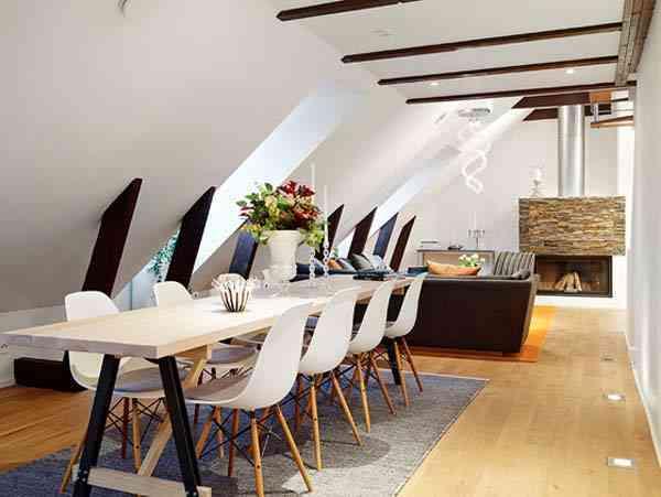 30 apartamentos peque os con mucho ingenio for Apartamentos pequenos bien decorados