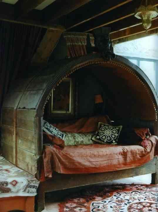 tu cama un bunker