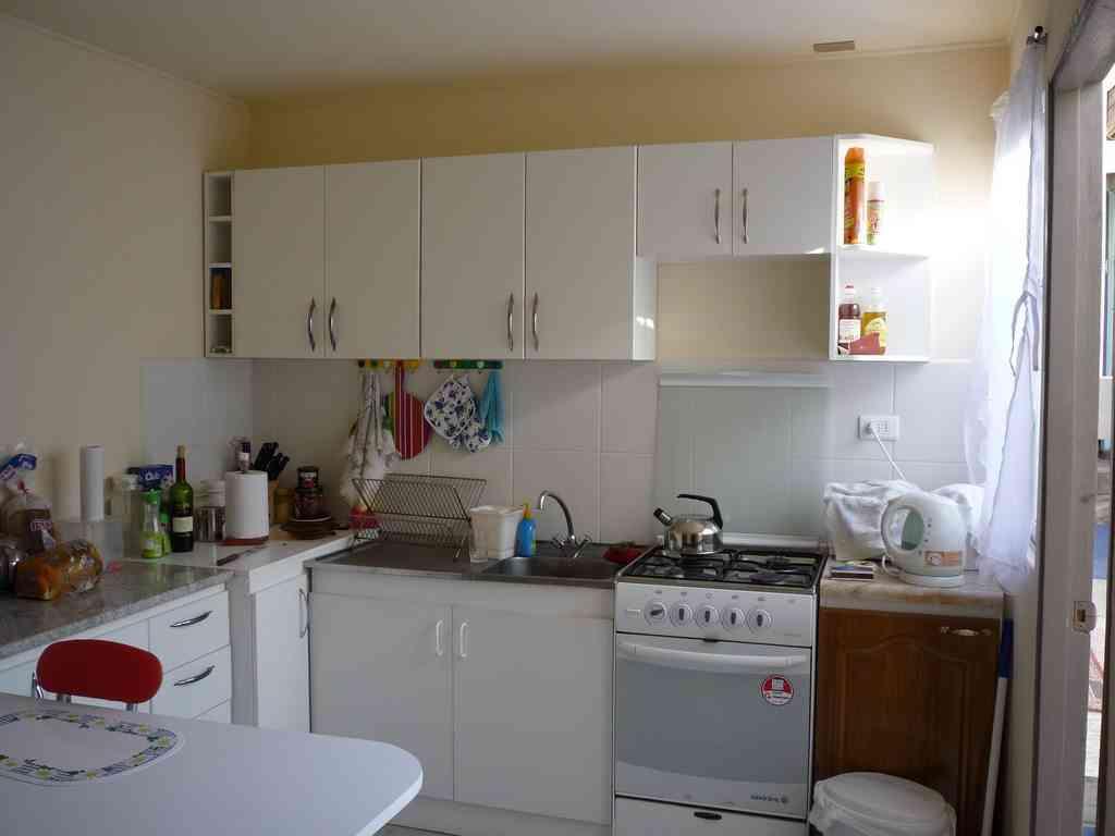 Ampliar visualmente la cocina