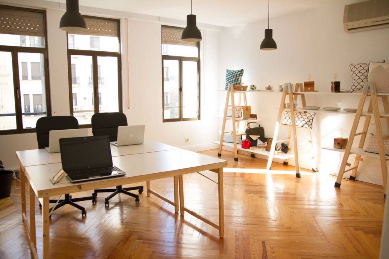 Beluga concept - showroom de diseño español en Madrid (2)
