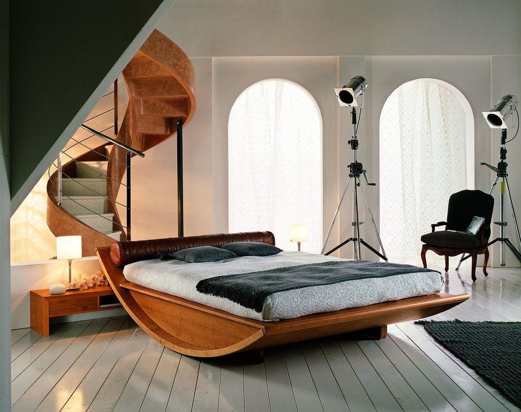 Extraordinarias camas de diseño