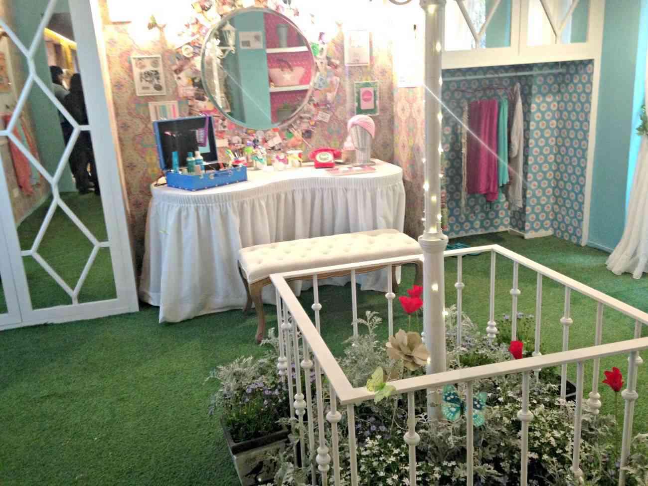 casa decor 2015 habitación de una chica