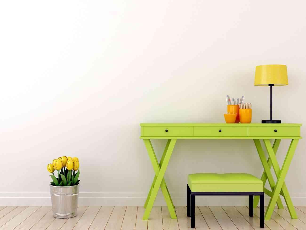 decoracion de primavera - rincones coloridos 2