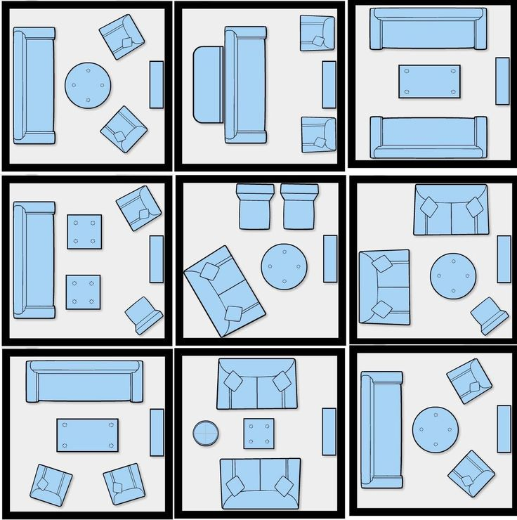 How To Divide An Open Plan Space 9 Ideas: 20 Esquemas Prácticos De Decoración De Interiores
