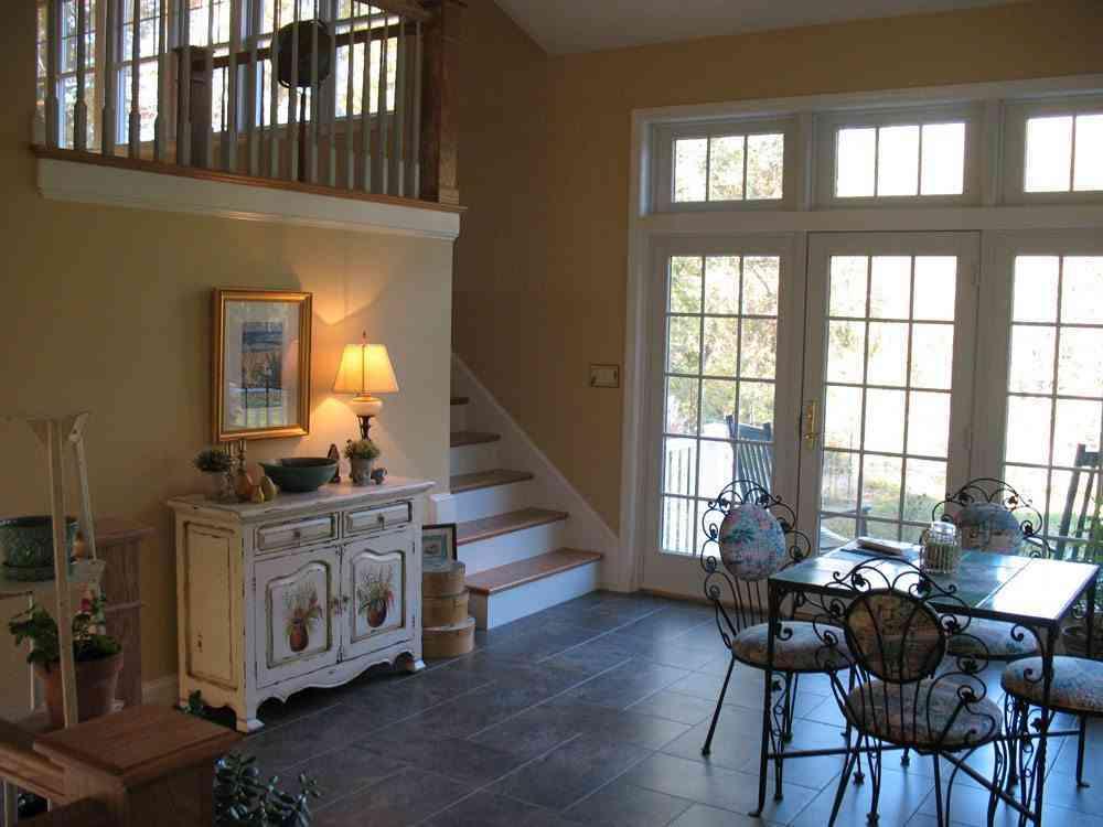 Ambientes de estilo shabby chic for Ambientes interiores de casas