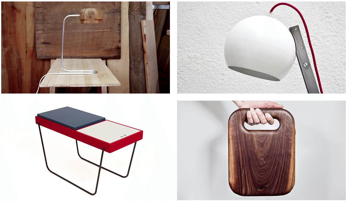 Muebles De Dise O Novedades Del Salone Internazionale Del Mobile  # Muebles Geometricos
