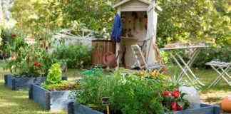 Jardín en Primavera con Leroy Merlín