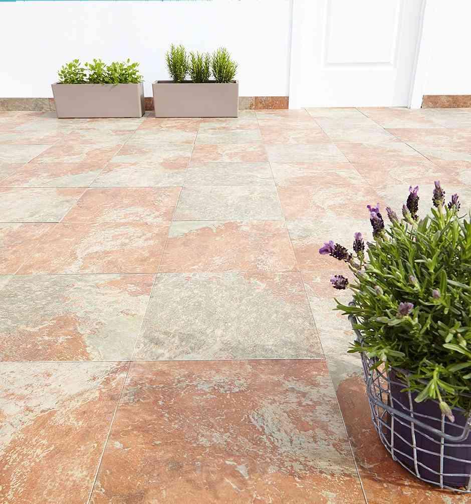 6 suelos de exterior para renovar la terraza - Suelo exterior ...