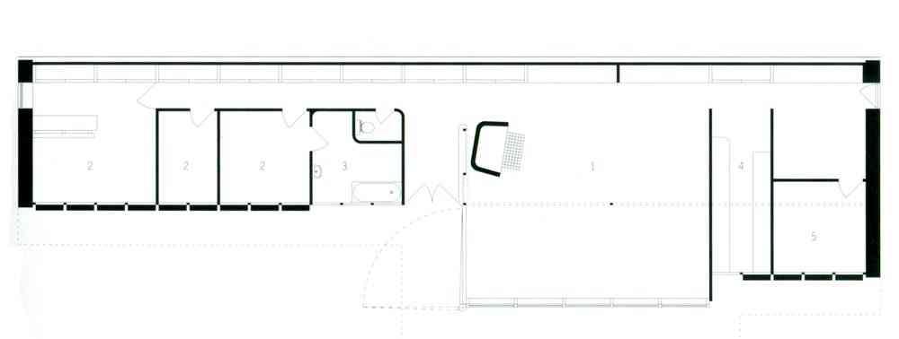 plano casa arquitecto