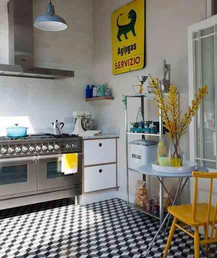 decoración de tu cocina de espacios limitados