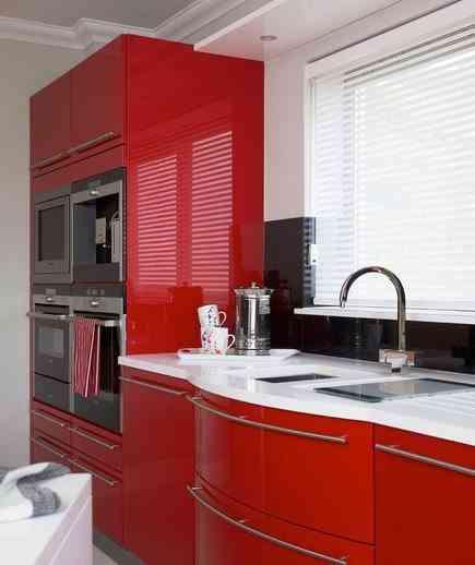 decoración de tu cocina moderna y actual