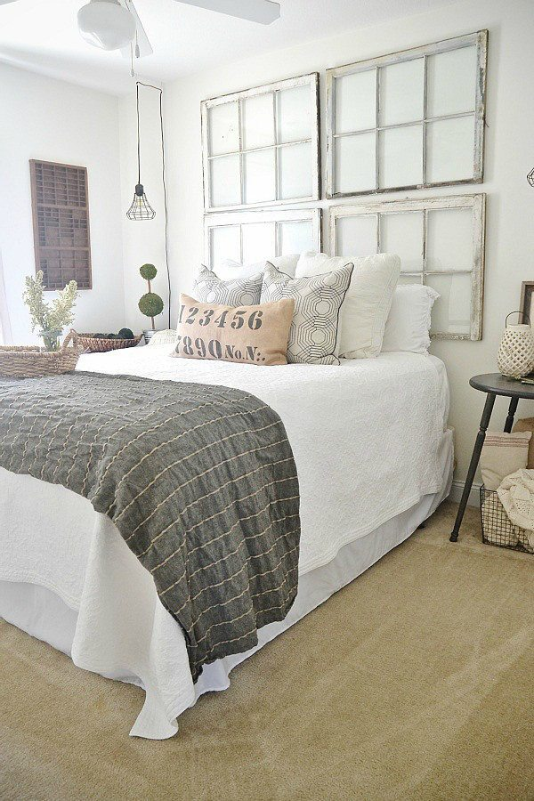El antes y el despu s de un dormitorio vintage - Habitaciones juveniles con encanto ...