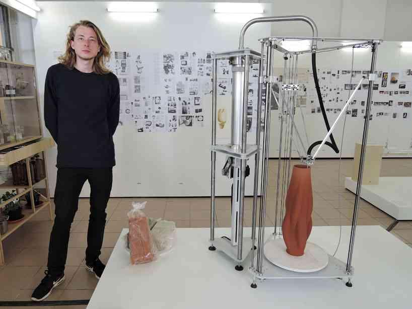 creativo e impresora 3D