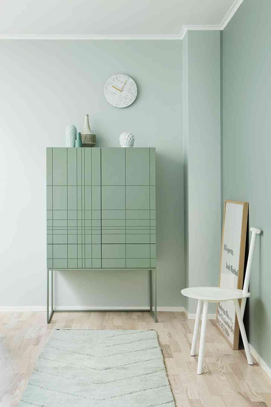 Descubre la nueva paleta de colores para tus paredes for Colores para paredes de interior