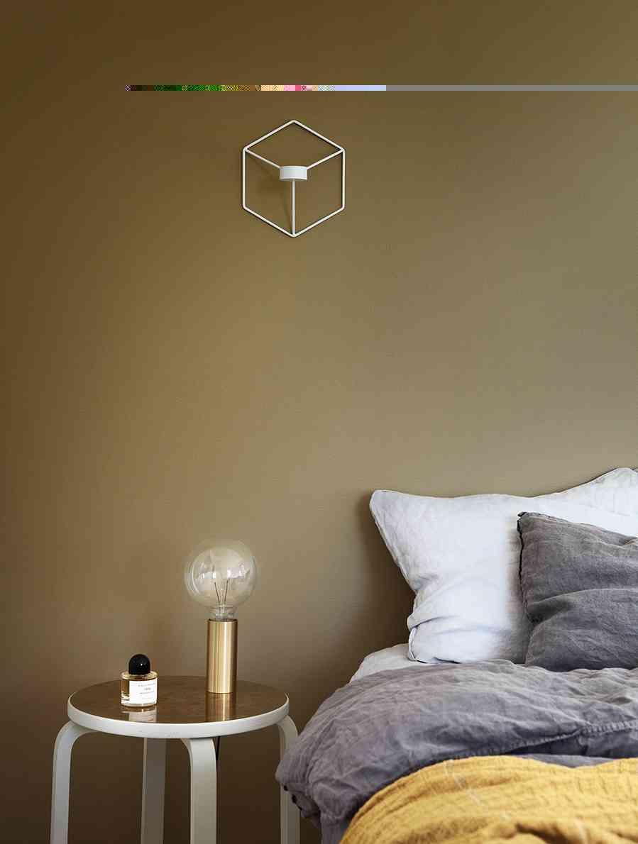 paleta de colores Jotun Simplicity cama
