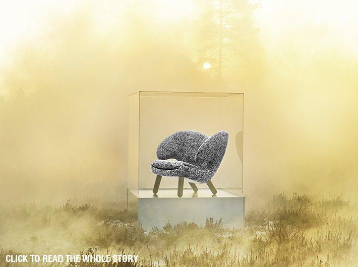 Muebles escandinavos del dise ador finn juhl for Muebles escandinavos online