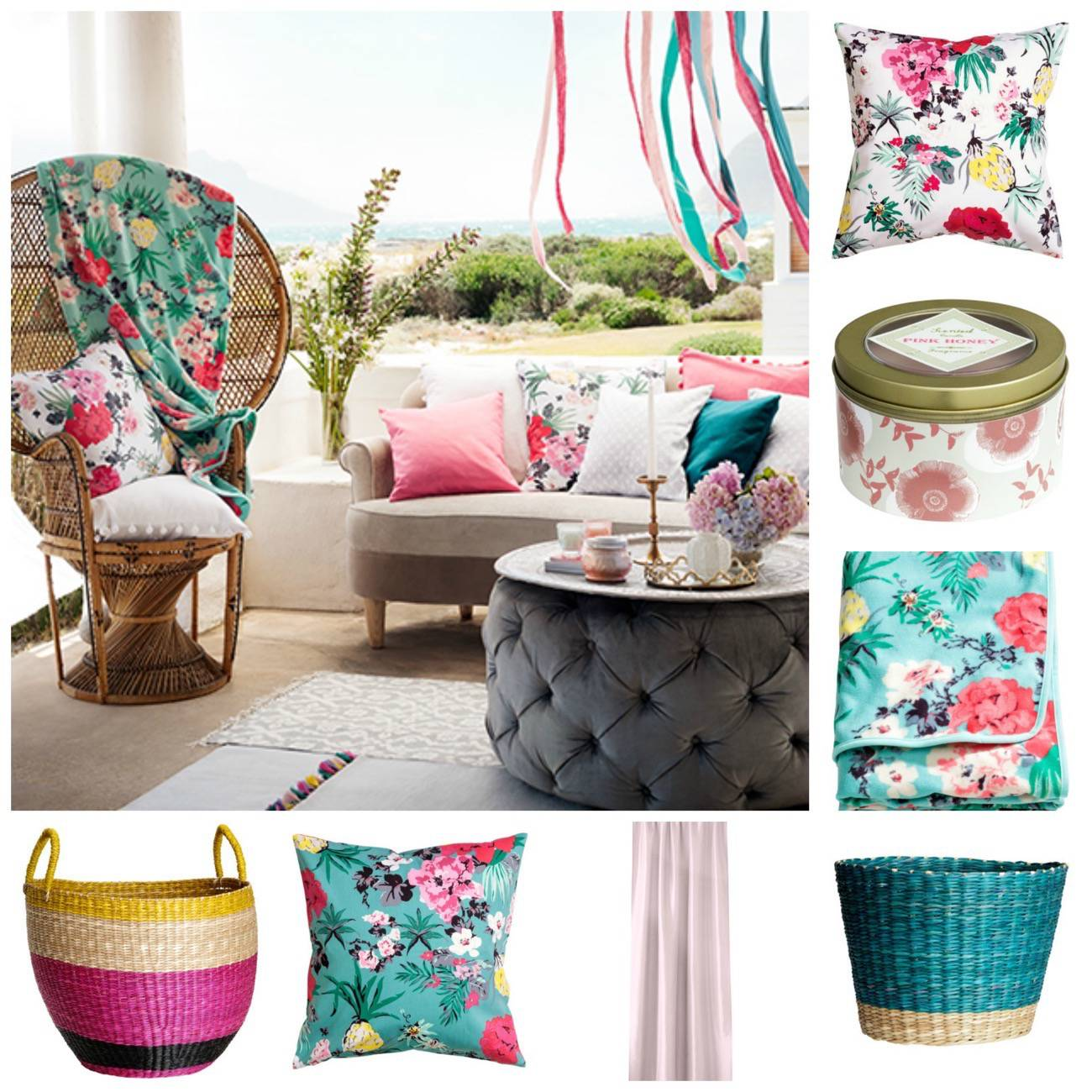 primavera 2015 - H AND M HOME