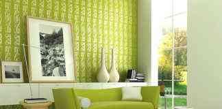 Salón verde Pistacho