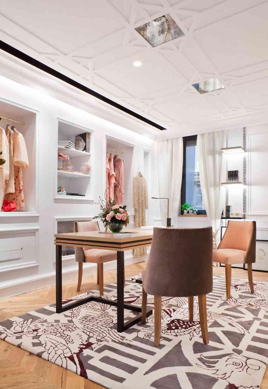 4 vestidores de lujo de Casa Decor 2015