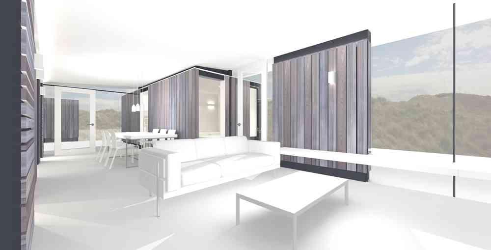 prototipo  de casa modular