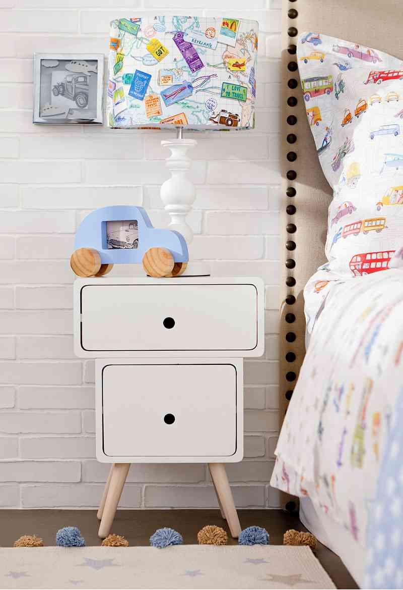 dormitorios infantiles de verano complementos