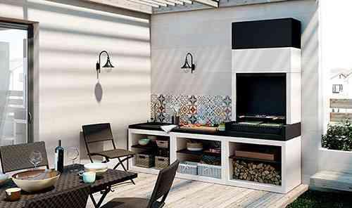 Elegir la barbacoa perfecta para cocinar al aire libre - Barbacoas para terrazas ...