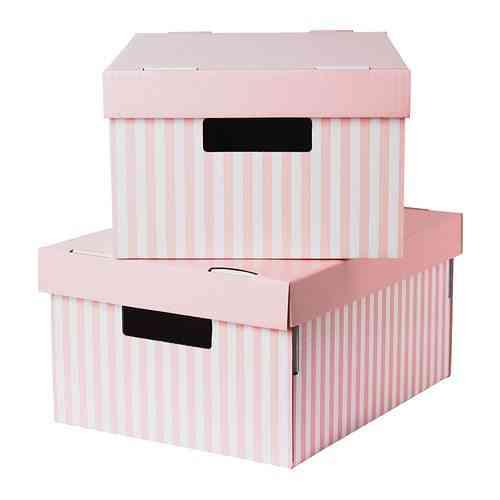 cajas cajones para vestidor
