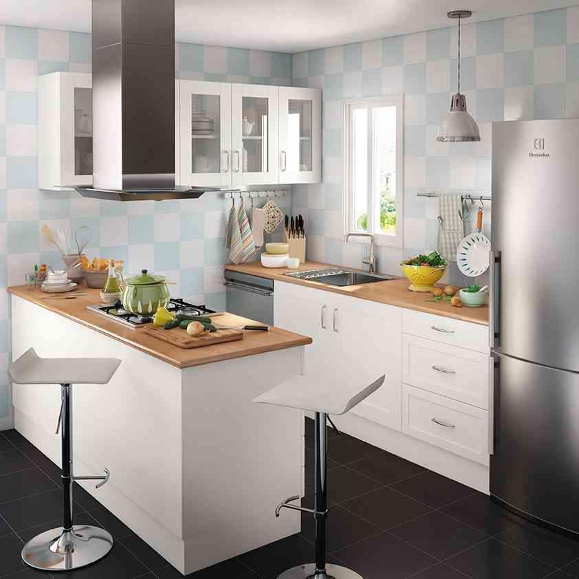 Ideas para renovar tu cocina de forma f cil y r pida - Cocinas leroy merlyn ...