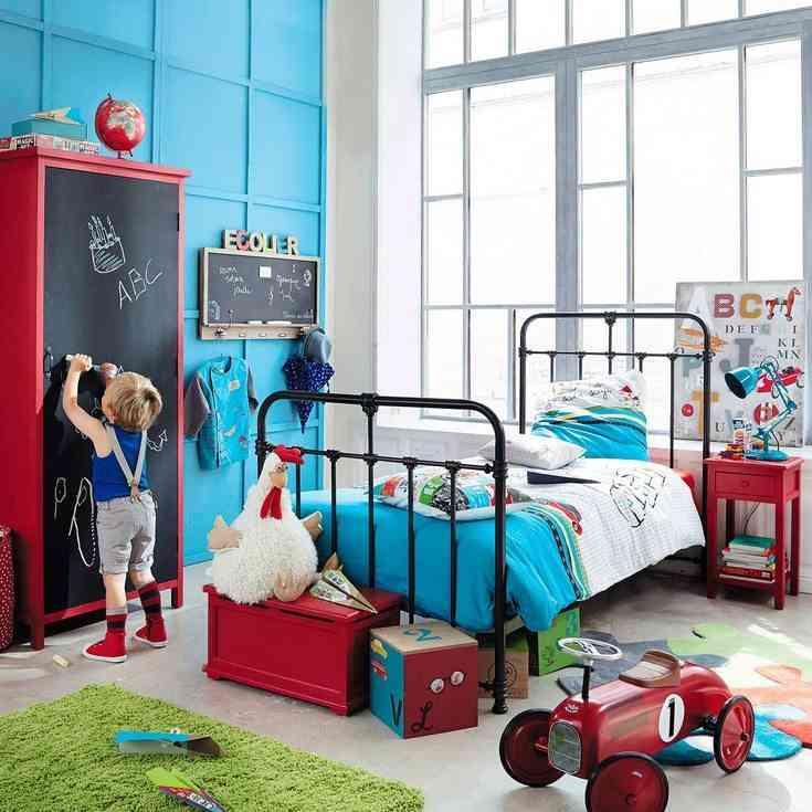 Cómo tener el cuarto de los niños siempre en orden