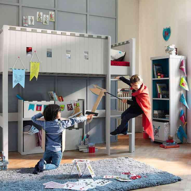 C mo tener el cuarto de los ni os siempre en orden - Ordenar habitacion ninos ...
