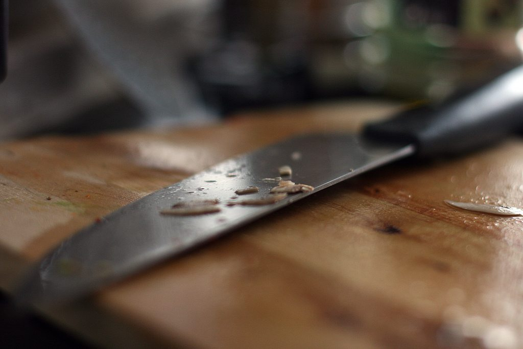 Cuidados alrededor de la cocina
