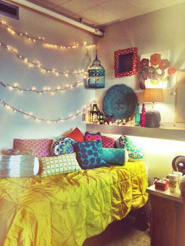 Boho deco chic todas las claves del estilo hippie for Cuartos decorados kawaii