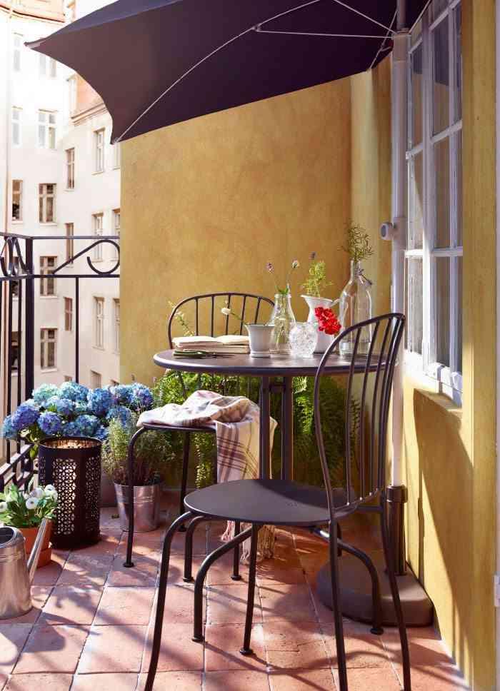 ideas de decoración terraza