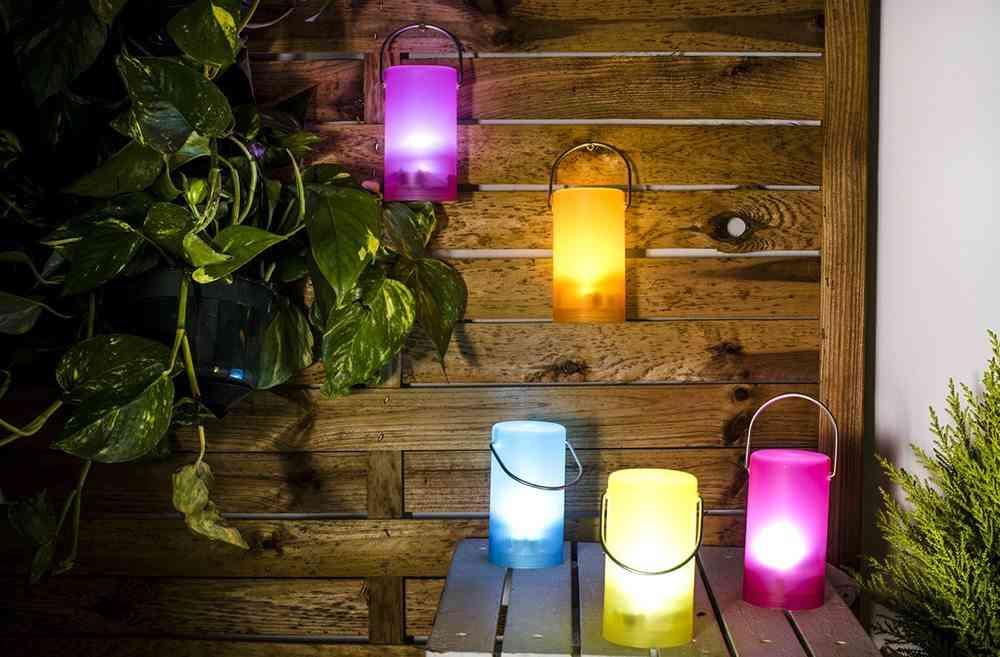 Claves para dise ar la iluminaci n exterior del jard n for Lamparas para el jardin