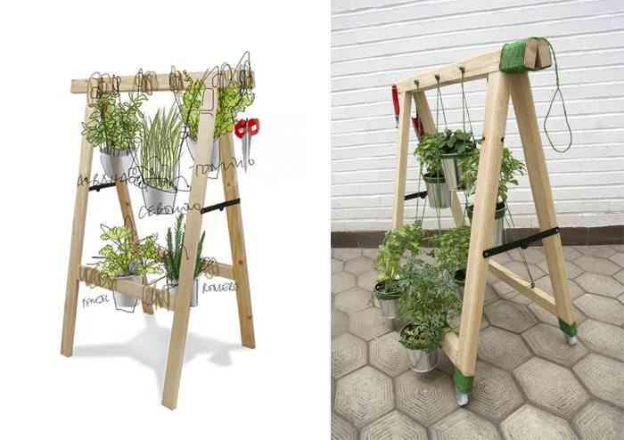 jardin en casa espacio disolvente