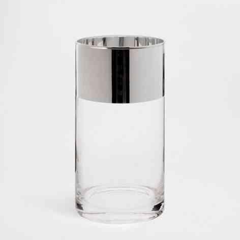 jarrón de cristal para paredes atrevidas