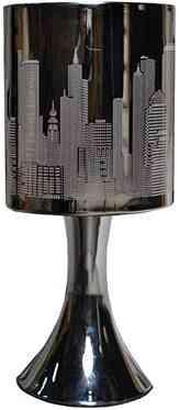 lámpara de mesa nueva York original