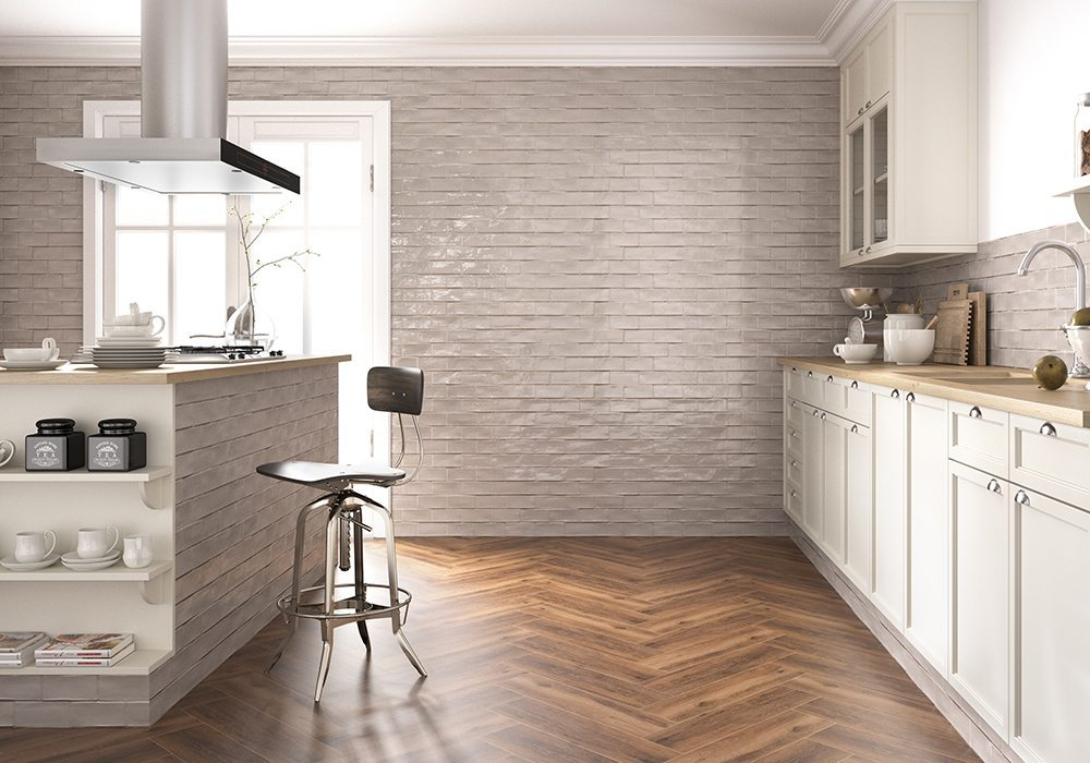 6 suelos de cer mica modernos que te encantar n - Suelos de cocina modernos ...