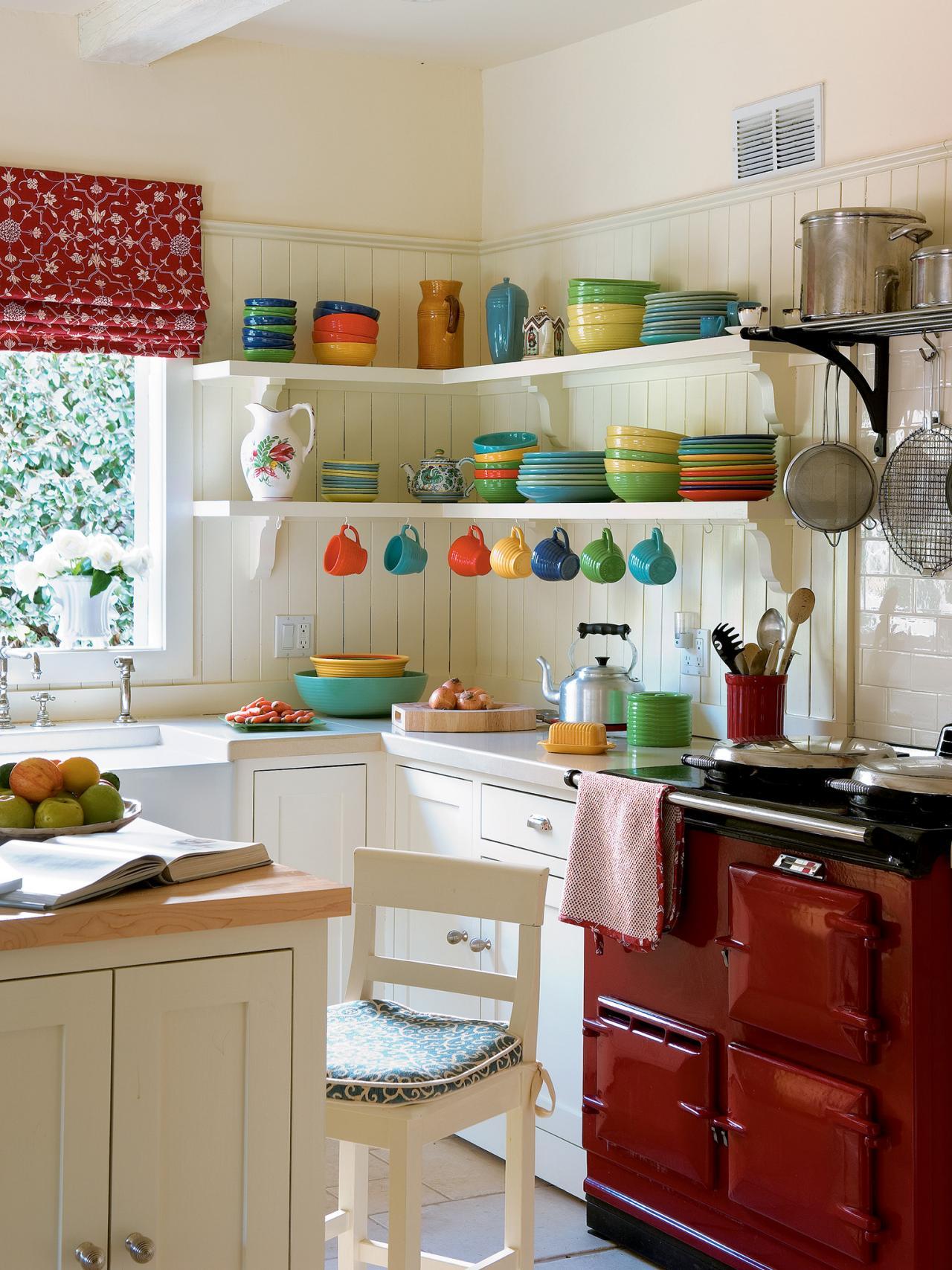 Consejos para una una cocina pequeña