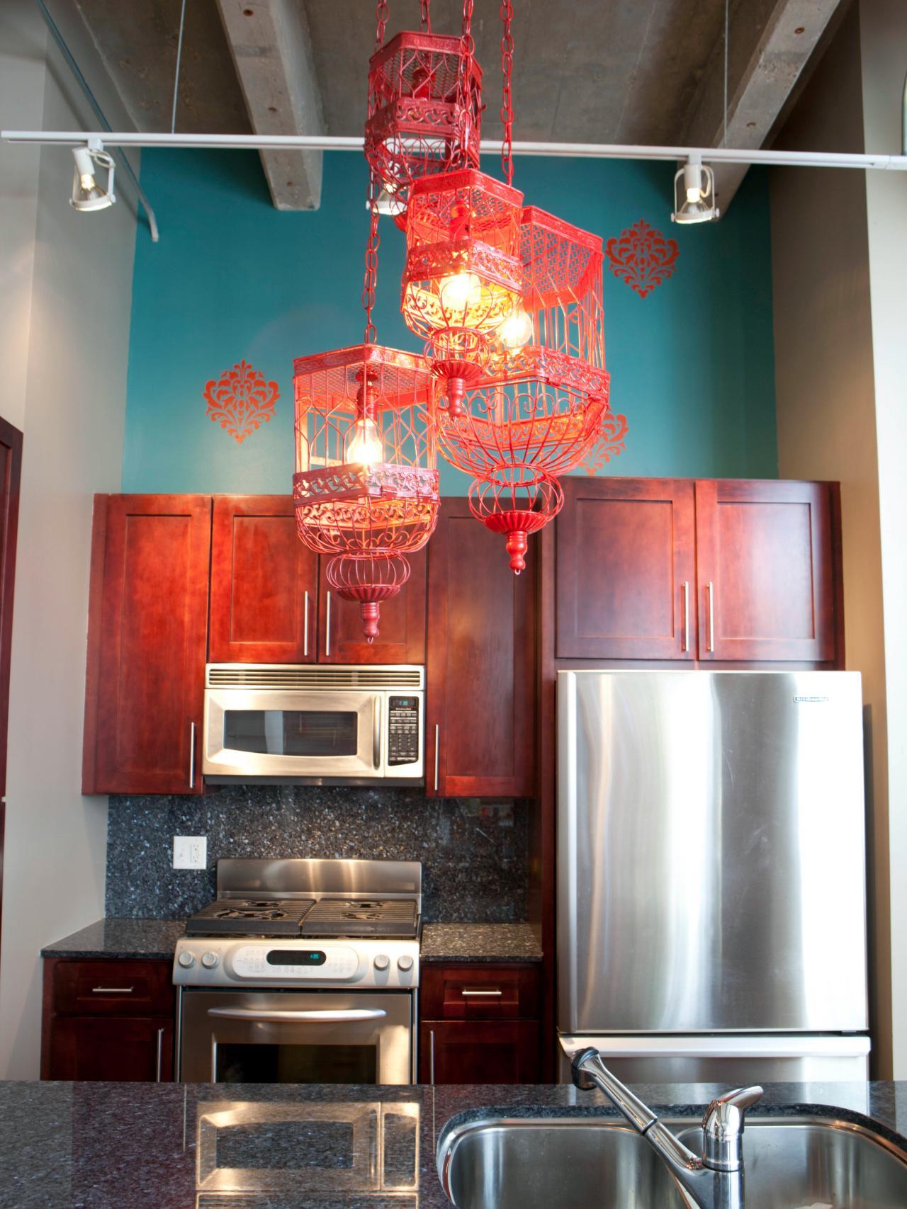 C mo tener una cocina peque a y bonita for Como decorar una cocina pequena