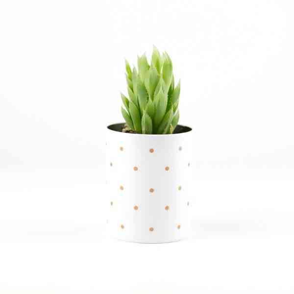 vaso de cerámica para decorar