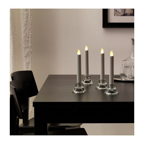 velas led de mesa originales
