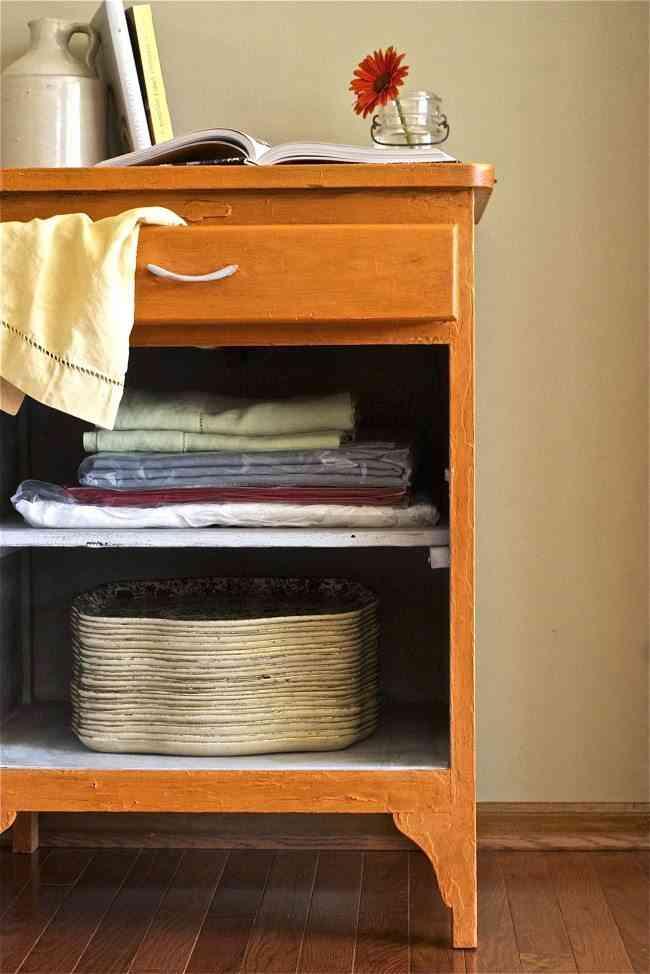 recicla tu mismo un armario armario frontal abierto