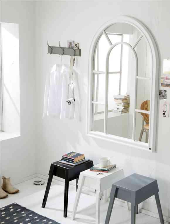 C mo elegir espejos decorativos for Espejos decorativos dormitorio