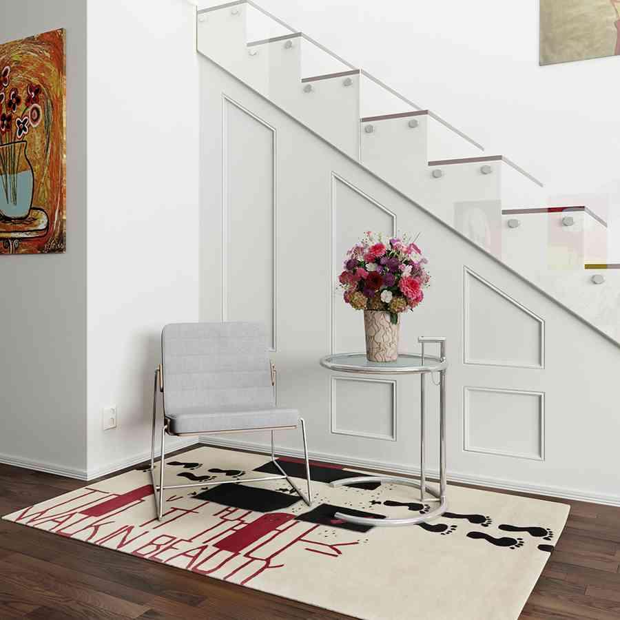 Chill decoraci n c mo decorar y aprovechar el espacio - Decorar escaleras interiores ...