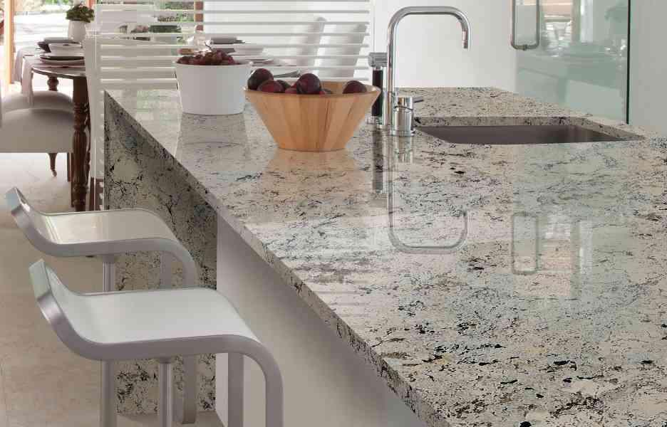 elegir la encimera cocina granito naturamia
