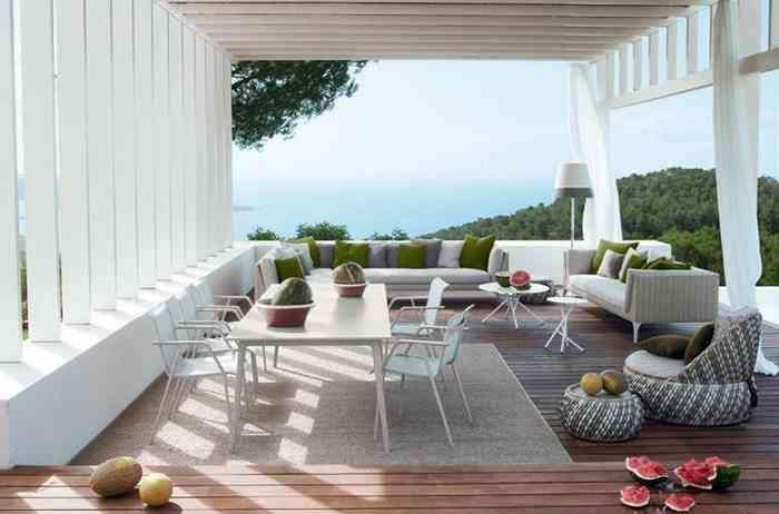 muebles de jardin comedor dedon